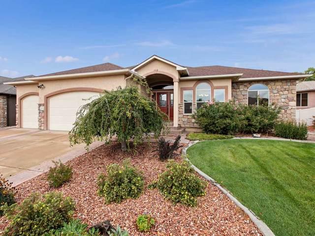 695 Tilman Drive, Grand Junction, CO 81506 (MLS #20212031) :: Western Slope Real Estate