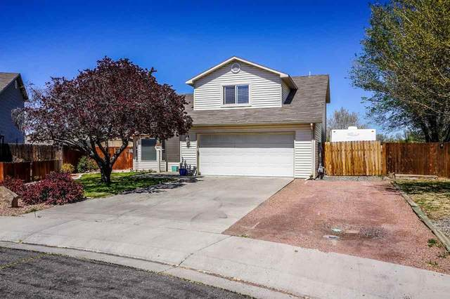 3144 W Mandarin Court, Grand Junction, CO 81504 (MLS #20212034) :: The Joe Reed Team