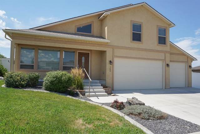 165 Winter Hawk Drive, Grand Junction, CO 81503 (MLS #20212039) :: The Joe Reed Team