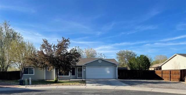 3146 W Mandarin Court, Grand Junction, CO 81504 (MLS #20212042) :: The Joe Reed Team