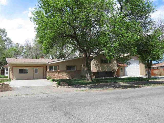 535 22 1/2 Road, Grand Junction, CO 81507 (MLS #20212050) :: The Danny Kuta Team