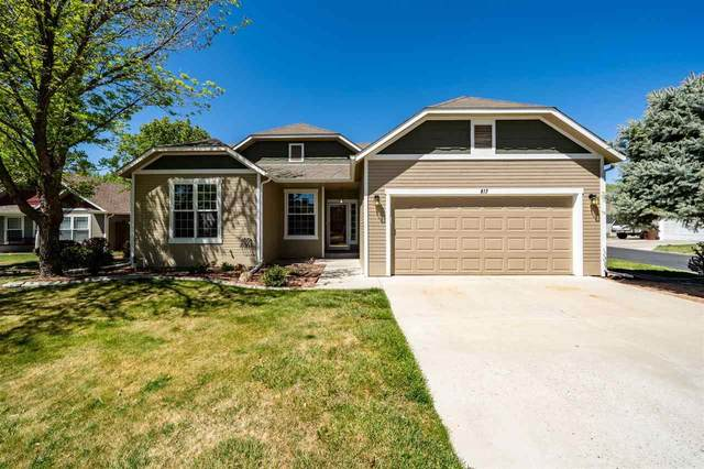 617 Cottage Meadows Court, Grand Junction, CO 81504 (MLS #20212056) :: The Joe Reed Team