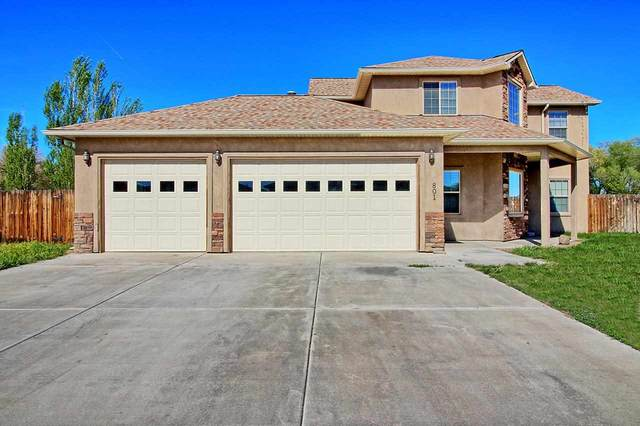 801 Mission Court, Fruita, CO 81521 (MLS #20212065) :: The Grand Junction Group with Keller Williams Colorado West LLC