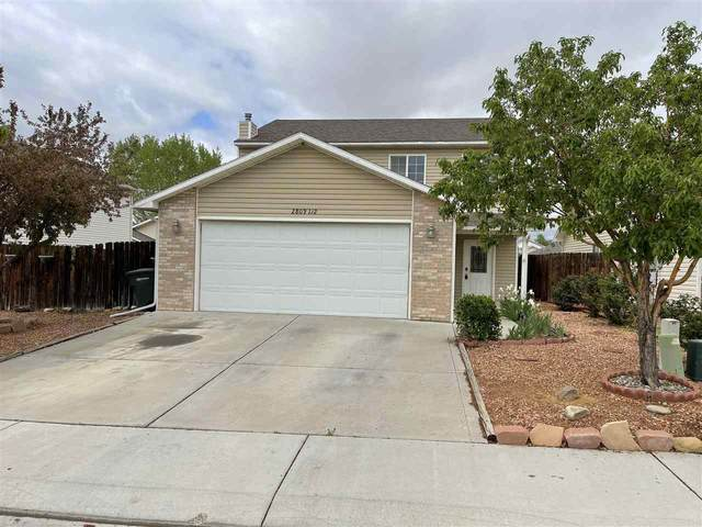 2809 1/2 Village Park Drive, Grand Junction, CO 81506 (MLS #20212070) :: The Christi Reece Group