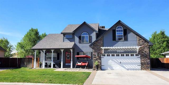 3084 Blue Quail Court, Grand Junction, CO 81504 (MLS #20212072) :: The Kimbrough Team | RE/MAX 4000