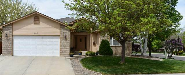 2810 Grand View Circle, Grand Junction, CO 81506 (MLS #20212088) :: Western Slope Real Estate