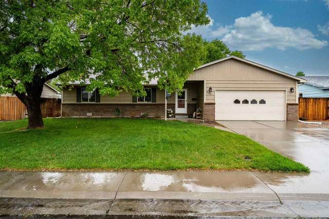 585 Sycamore Street, Grand Junction, CO 81504 (MLS #20212094) :: Western Slope Real Estate