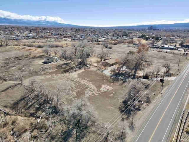 726 26 Road, Grand Junction, CO 81506 (MLS #20212101) :: Western Slope Real Estate
