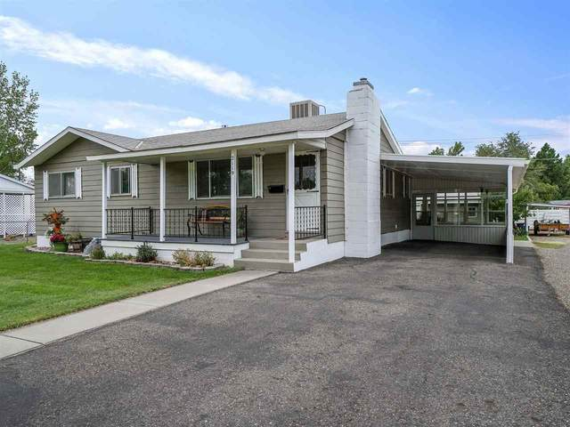 2119 Orchard Avenue, Grand Junction, CO 81501 (MLS #20212104) :: The Joe Reed Team