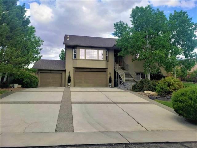 3810 Horizon Glen Court, Grand Junction, CO 81506 (MLS #20212112) :: The Danny Kuta Team