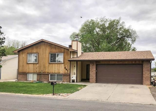 281 Arlington Drive, Grand Junction, CO 81503 (MLS #20212114) :: The Kimbrough Team | RE/MAX 4000