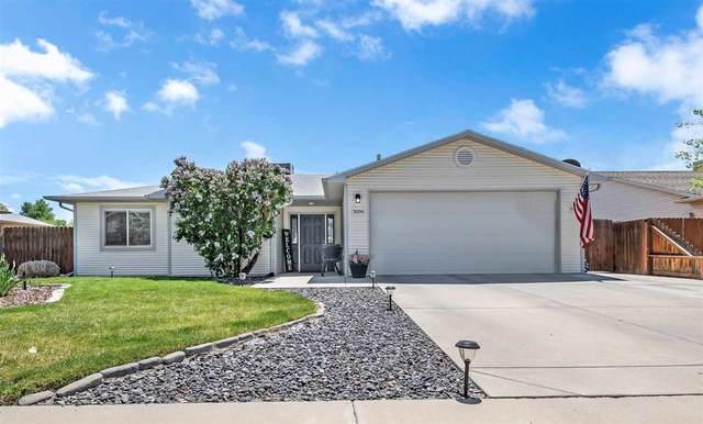3155 1/2 Sharptail Drive, Grand Junction, CO 81504 (MLS #20212116) :: The Danny Kuta Team