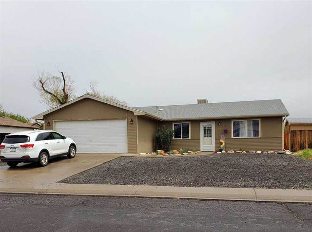 470 Carson Lake Drive, Clifton, CO 81520 (MLS #20212120) :: The Grand Junction Group with Keller Williams Colorado West LLC