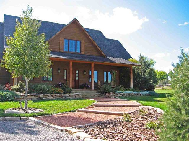 59346 Spring Creek Road, Montrose, CO 81403 (MLS #20212122) :: The Grand Junction Group with Keller Williams Colorado West LLC