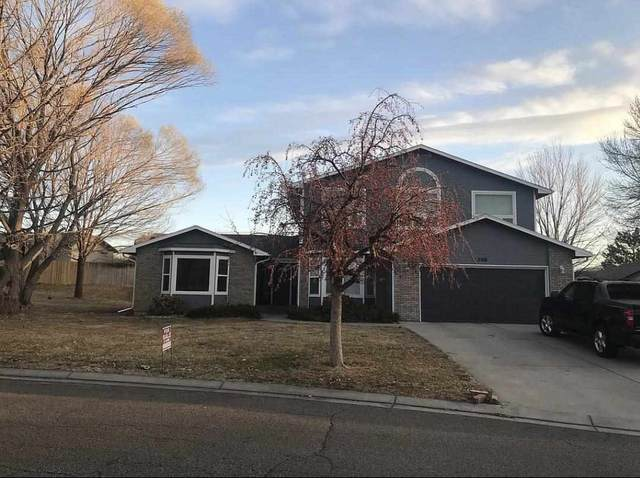 2566 Ranch Road, Grand Junction, CO 81505 (MLS #20212126) :: The Kimbrough Team | RE/MAX 4000