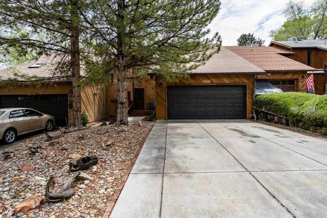 375 W Valley Circle B, Grand Junction, CO 81507 (MLS #20212135) :: The Grand Junction Group with Keller Williams Colorado West LLC