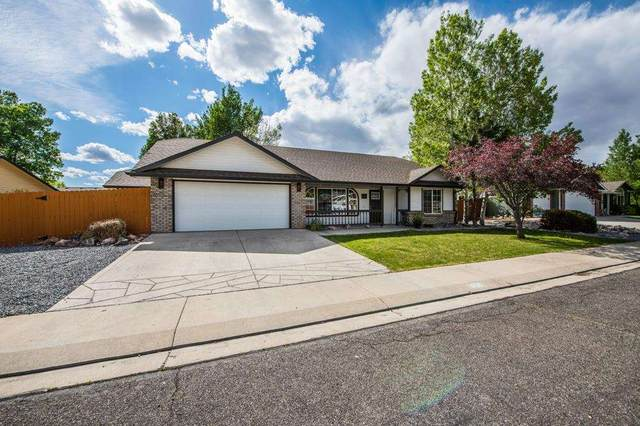 639 Shadowood Court, Grand Junction, CO 81505 (MLS #20212139) :: The Kimbrough Team | RE/MAX 4000