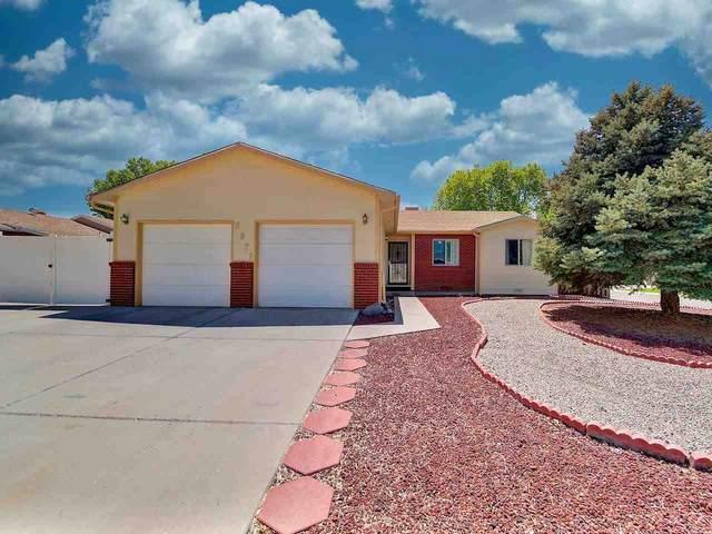 2977 N Ronlin Avenue, Grand Junction, CO 81504 (MLS #20212149) :: Western Slope Real Estate