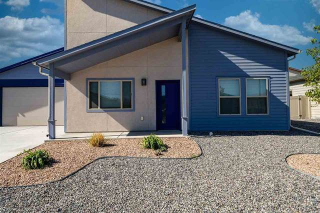 3140 Slate River Drive, Grand Junction, CO 81504 (MLS #20212151) :: The Joe Reed Team