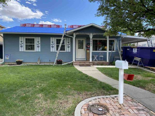 2527 Hall Avenue, Grand Junction, CO 81501 (MLS #20212153) :: The Kimbrough Team | RE/MAX 4000