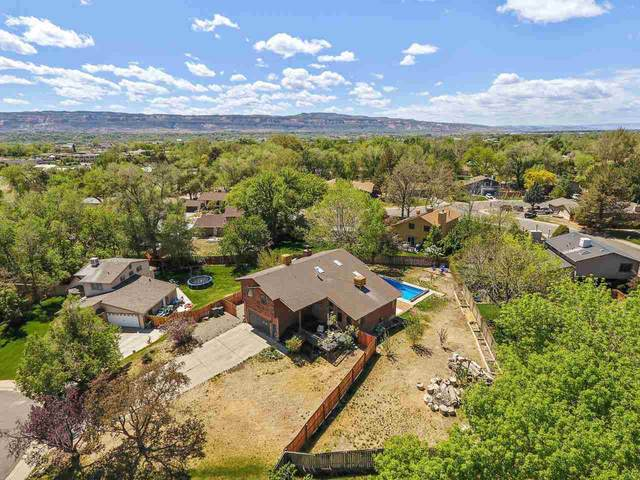 3139 Cloverdale Court, Grand Junction, CO 81506 (MLS #20212164) :: Western Slope Real Estate