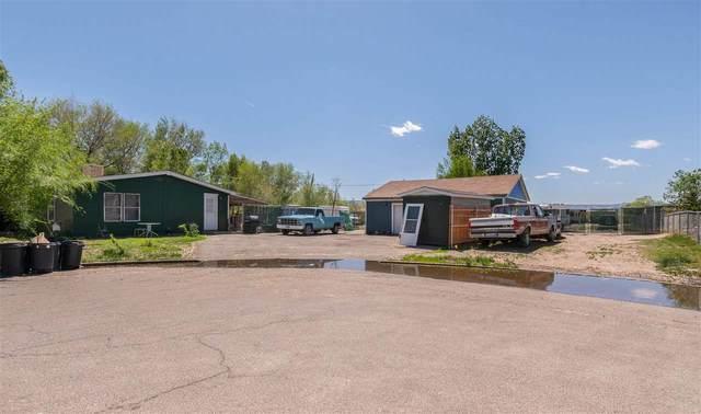 2989 Clarinet Lane, Grand Junction, CO 81504 (MLS #20212181) :: Western Slope Real Estate