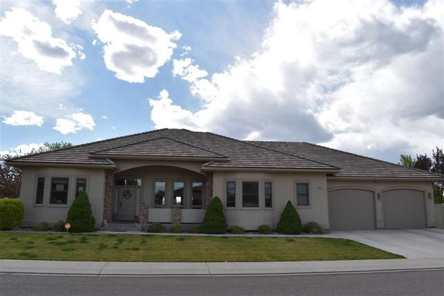 739 Egret Circle, Grand Junction, CO 81506 (MLS #20212182) :: The Kimbrough Team | RE/MAX 4000