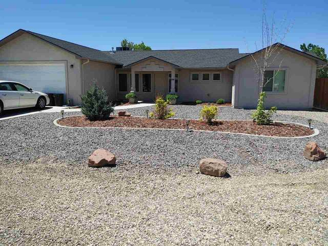 499 31 Road, Grand Junction, CO 81504 (MLS #20212183) :: The Grand Junction Group with Keller Williams Colorado West LLC