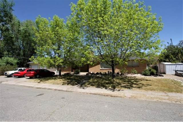 204 Red Mesa Heights Road, Grand Junction, CO 81507 (MLS #20212186) :: The Grand Junction Group with Keller Williams Colorado West LLC