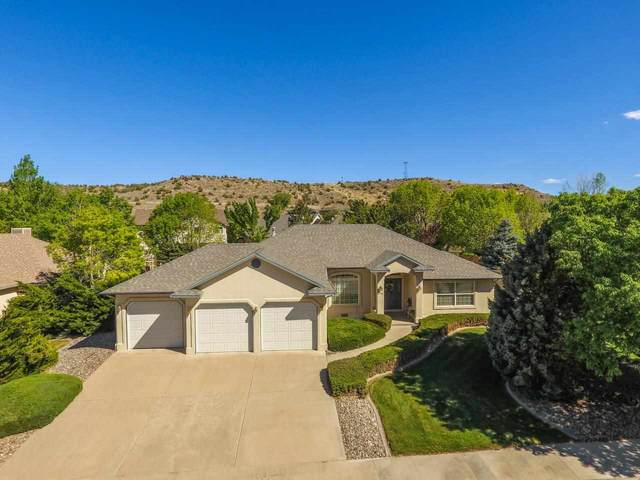 2209 Mescalero Avenue, Grand Junction, CO 81507 (MLS #20212195) :: The Grand Junction Group with Keller Williams Colorado West LLC