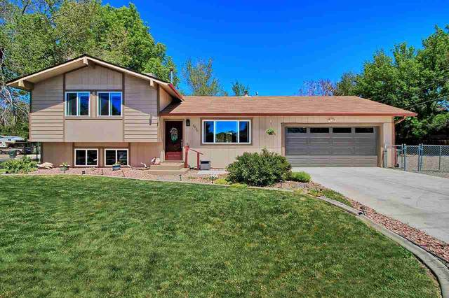2660 G 1/2 Road, Grand Junction, CO 81506 (MLS #20212199) :: The Kimbrough Team | RE/MAX 4000