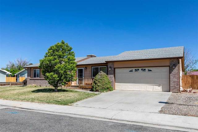 2972 N Ronlin Avenue, Grand Junction, CO 81504 (MLS #20212200) :: The Grand Junction Group with Keller Williams Colorado West LLC