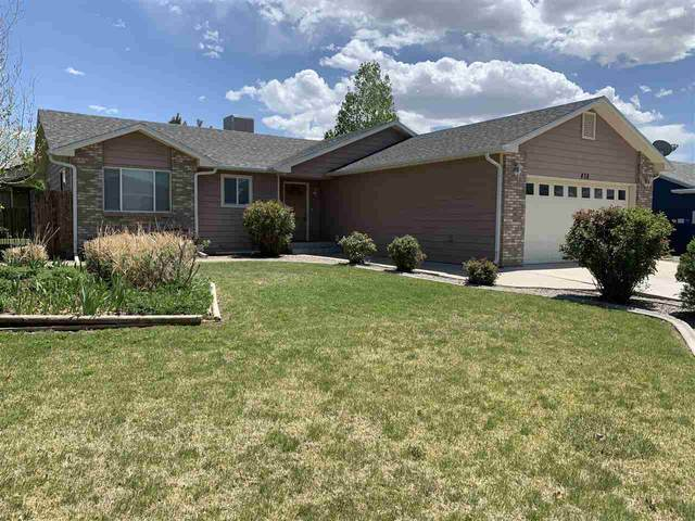438 Breeze Drive, Fruita, CO 81521 (MLS #20212201) :: Lifestyle Living Real Estate