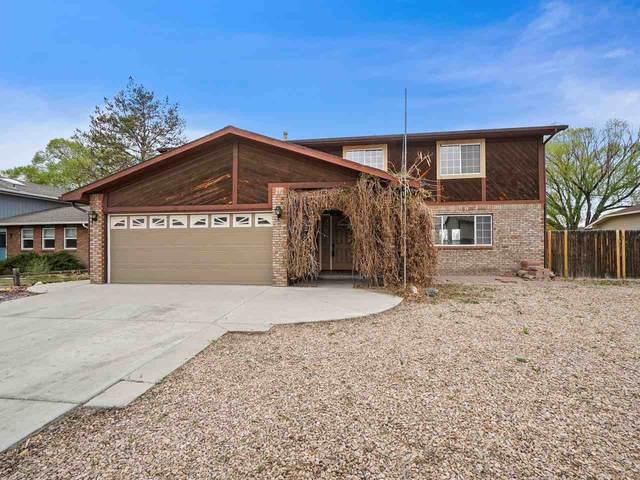 605 S Sunset Court, Grand Junction, CO 81504 (MLS #20212202) :: The Joe Reed Team