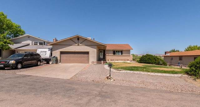 2418 Sandridge Court, Grand Junction, CO 81507 (MLS #20212204) :: The Danny Kuta Team