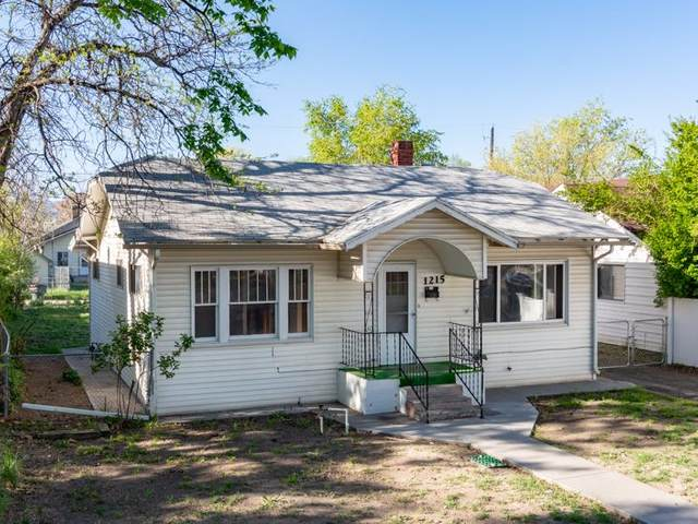 1215 Main Street, Grand Junction, CO 81501 (MLS #20212205) :: The Kimbrough Team | RE/MAX 4000