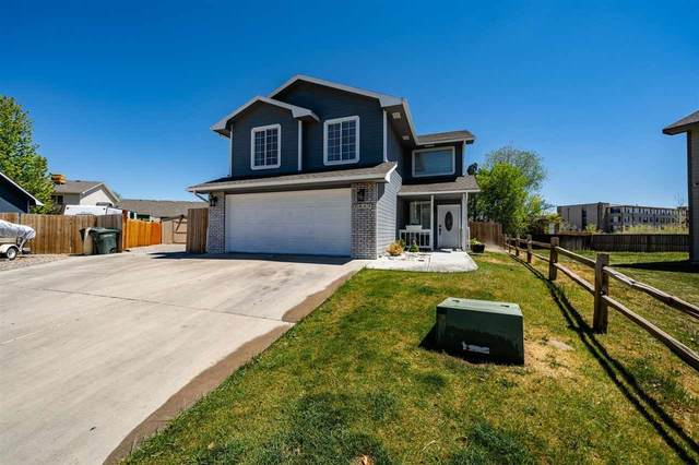 2813 Day Break Avenue, Grand Junction, CO 81506 (MLS #20212206) :: The Kimbrough Team | RE/MAX 4000