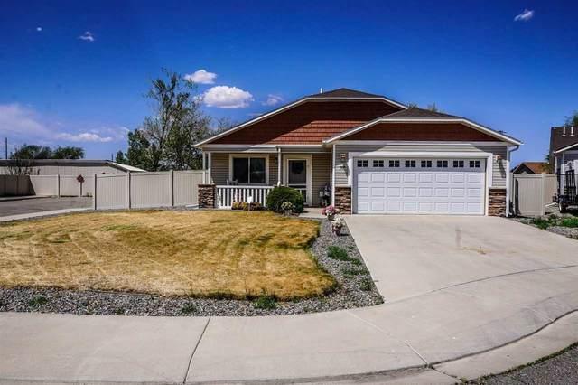 507 Trey Court, Grand Junction, CO 81504 (MLS #20212208) :: The Danny Kuta Team