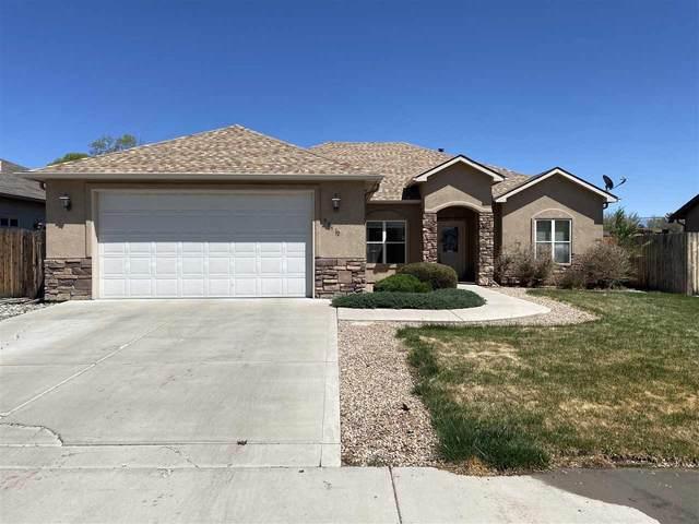 494 1/2 Chatfield Circle, Grand Junction, CO 81504 (MLS #20212211) :: The Danny Kuta Team