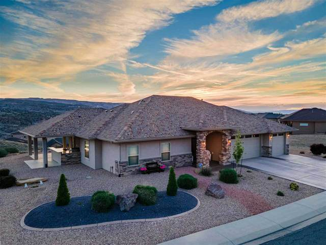 2673 Lookout Lane, Grand Junction, CO 81503 (MLS #20212218) :: The Danny Kuta Team