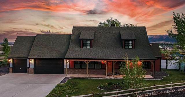 755 Goldenrod Court, Grand Junction, CO 81505 (MLS #20212219) :: The Danny Kuta Team