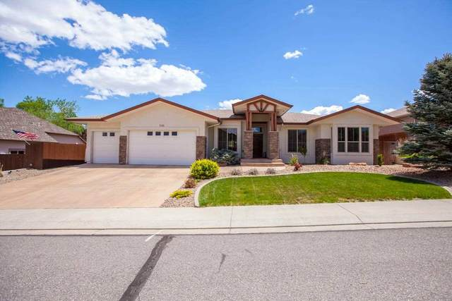 506 Swan Lane, Grand Junction, CO 81507 (MLS #20212224) :: The Danny Kuta Team
