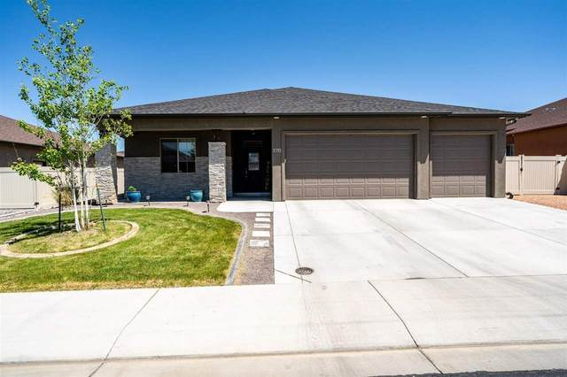 270 Denali Street, Grand Junction, CO 81503 (MLS #20212225) :: CENTURY 21 CapRock Real Estate