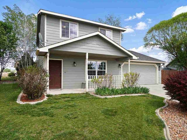 652 Starlight Drive, Grand Junction, CO 81504 (MLS #20212229) :: The Kimbrough Team | RE/MAX 4000