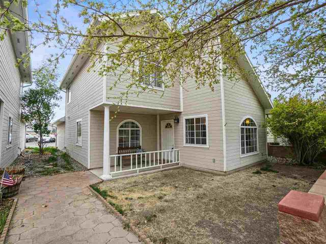 3036 1/2 Stoneybrook Lane, Grand Junction, CO 81504 (MLS #20212231) :: The Kimbrough Team | RE/MAX 4000