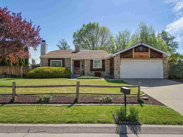 592 Elkhart Lane, Grand Junction, CO 81504 (MLS #20212239) :: The Grand Junction Group with Keller Williams Colorado West LLC