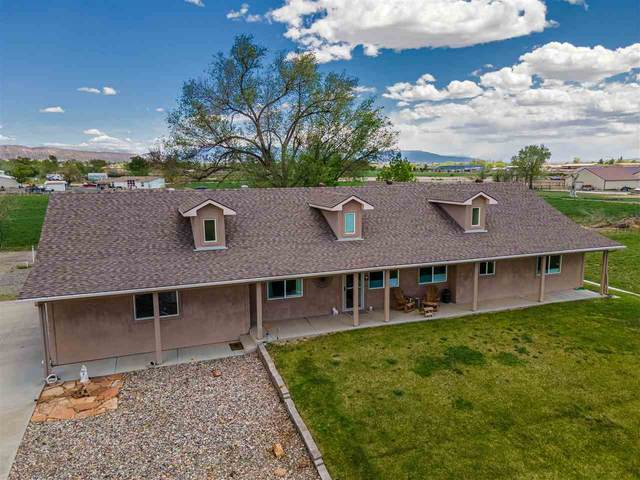 876 1/2 21 1/2 Road, Grand Junction, CO 81505 (MLS #20212243) :: The Danny Kuta Team