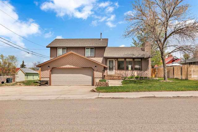 210 W Bell Street, Rangely, CO 81648 (MLS #20212245) :: The Christi Reece Group