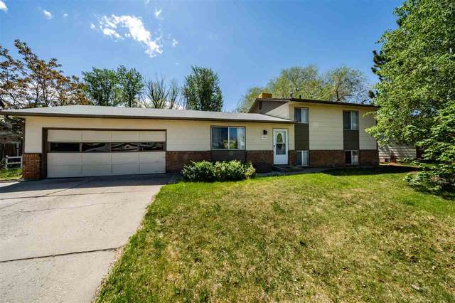 2885 Darla Drive, Grand Junction, CO 81506 (MLS #20212246) :: The Kimbrough Team | RE/MAX 4000