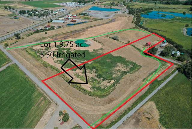 Lot 1 Vernal Road, Montrose, CO 81403 (MLS #20212248) :: The Grand Junction Group with Keller Williams Colorado West LLC
